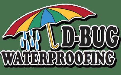 D-Bug Waterproofing large logo