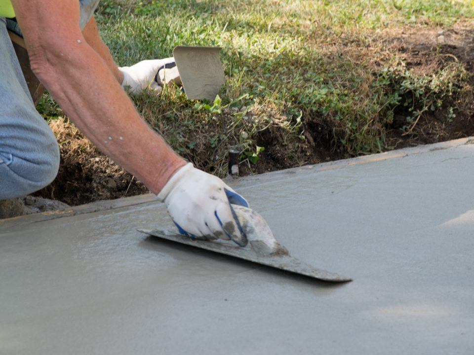 Cement Refinishing by D-Bug Waterproofing