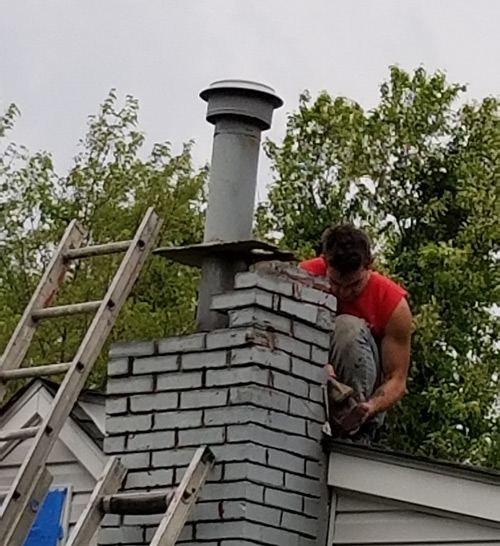 Chimney Repair and Repointing