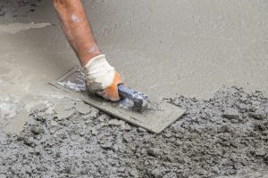 Concrete Finishing by D-Bug Waterproofing